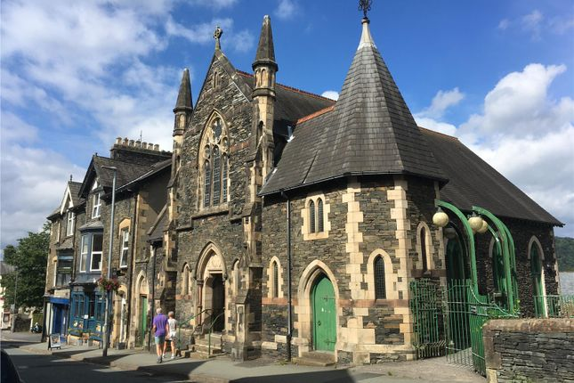 Thumbnail Land for sale in Former Methodist Church, Lake Road, Bowness-On-Windermere, North West