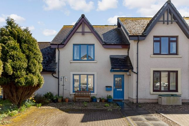 Thumbnail Terraced house for sale in 39 Saint Andrew's Close, West Linton