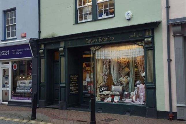 Thumbnail Retail premises for sale in Haberdashery LL65, Isle Of Anglesey