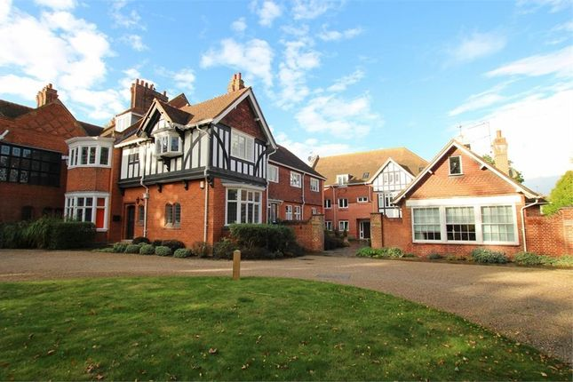 Thumbnail Flat to rent in Sanders Drive, Colchester, Essex