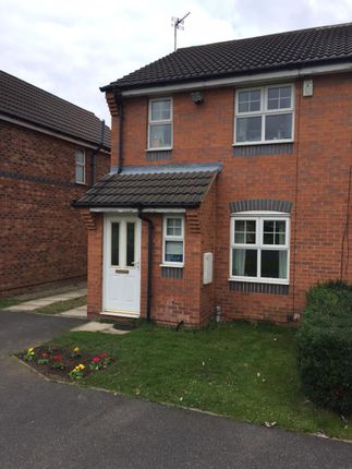Thumbnail Semi-detached house to rent in Badminton Drive, Leeds