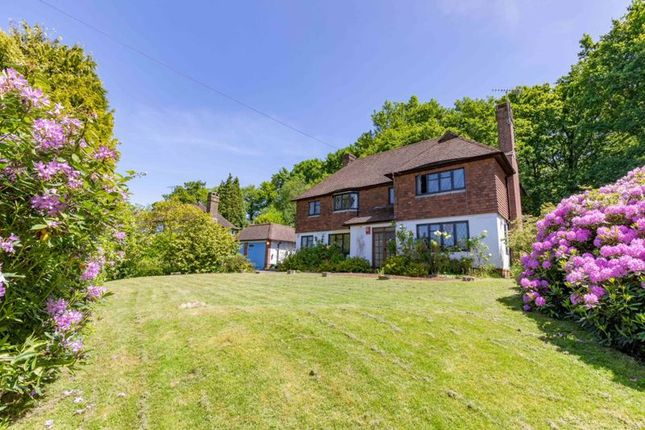 Thumbnail Detached house for sale in Mount Close, Pound Hill, Crawley, West Sussex