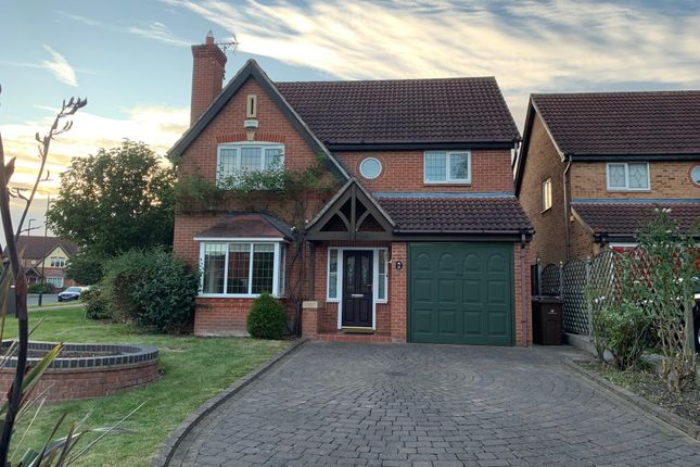 Thumbnail Property to rent in Portico Road, Littleover, Derby