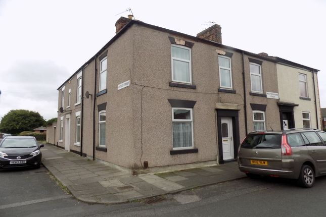 Thumbnail Terraced house to rent in Westmoreland Street, Darlington