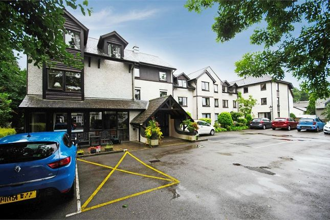 Thumbnail Flat for sale in Ellerthwaite Road, Windermere, Cumbria