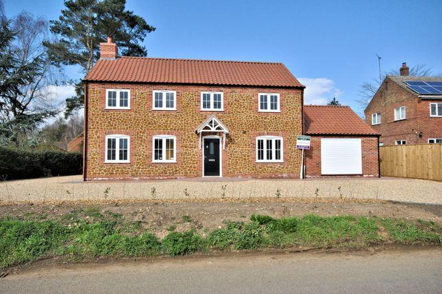 Thumbnail Barn conversion for sale in Common Lane, North Runcton, King's Lynn