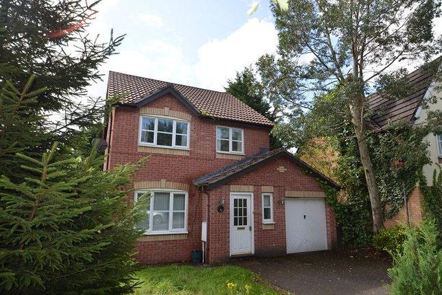 Thumbnail Detached house to rent in Dol Y Pandy, Bedwas, Caerphilly