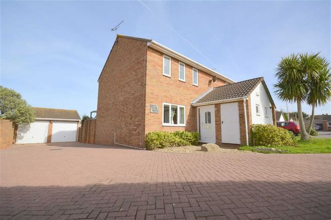 Thumbnail Semi-detached house for sale in Teynham Close, Margate, Kent