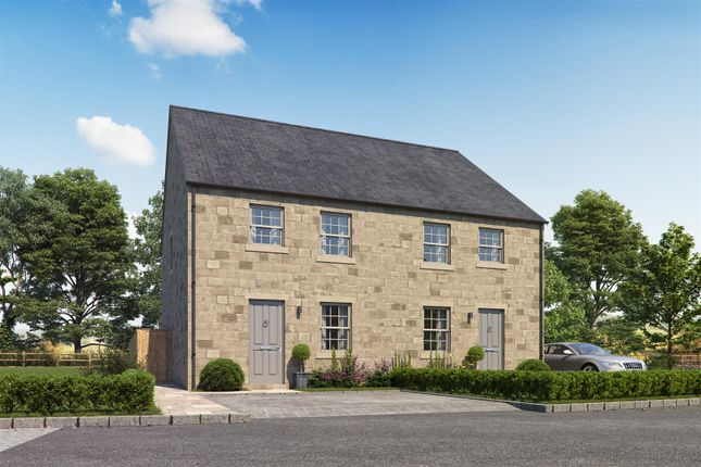 3 bed semi-detached house for sale in 29 West House Gardens, Birstwith, Harrogate HG3