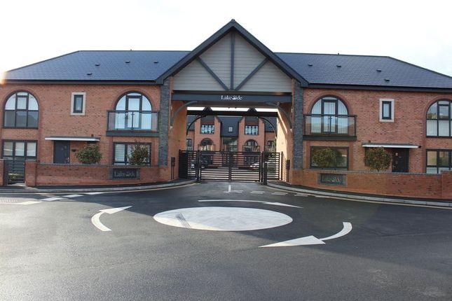Thumbnail Flat for sale in Barton Turn, Barton Under Needwood, Burton-On-Trent