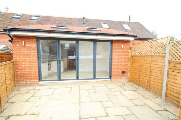 Thumbnail Terraced house for sale in Weston Road, Guildford, Surrey