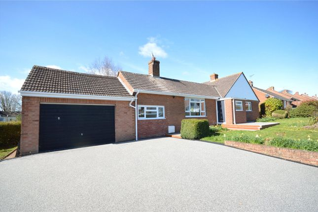 Thumbnail Detached bungalow to rent in Rosebarn Lane, Exeter