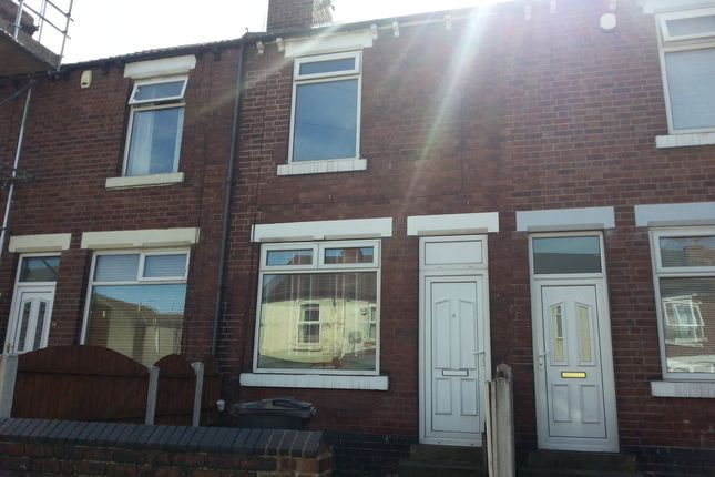 Thumbnail Terraced house to rent in Cambridge Street, Clifton, Rotherham