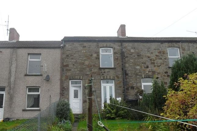 Thumbnail Cottage to rent in Pembroke Terrace, Varteg, Pontypool