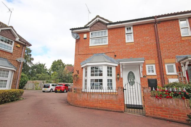 2 bed end terrace house for sale in Tewkesbury Close, Loughton