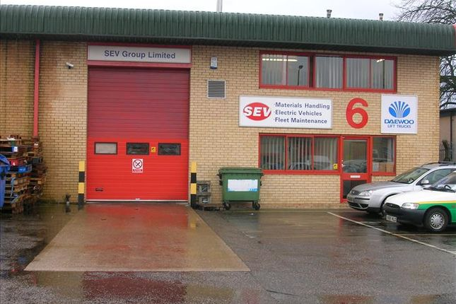 Thumbnail Light industrial to let in Unit 6, Raynham Close Industrial Estate, Bishop's Stortford