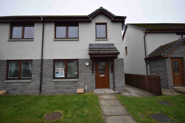 Thumbnail Semi-detached house to rent in Culduthel Avenue, Inverness, Inverness-Shire