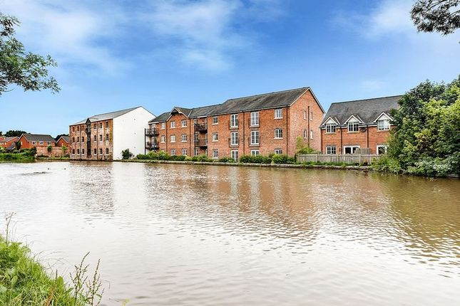 Thumbnail Flat to rent in Canal Road, Congleton