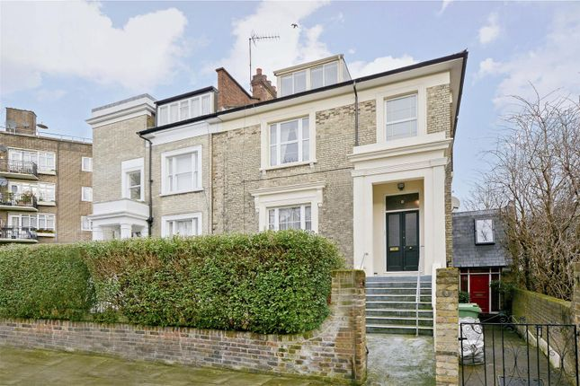 Thumbnail Flat for sale in Mortimer Crescent, London
