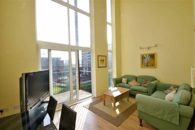 Thumbnail Flat to rent in Steel House, Salford, Salford, Greater Manchester