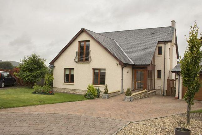 Thumbnail Detached house for sale in Linnbank, Kirkfieldbank, Lanark