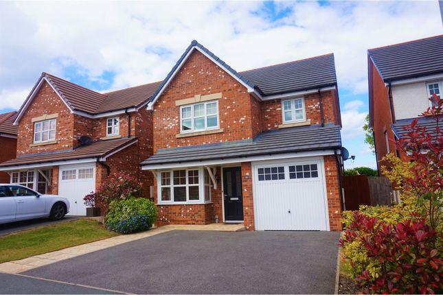 Thumbnail Detached house for sale in Briarwood Road, Deeside
