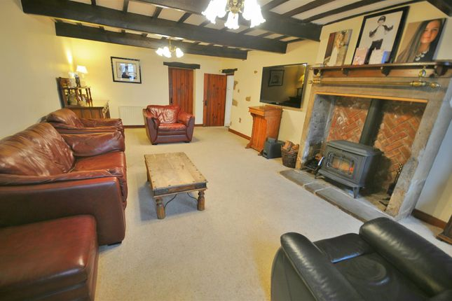 Thumbnail Detached house for sale in Inglewhite Road, Longridge, Preston