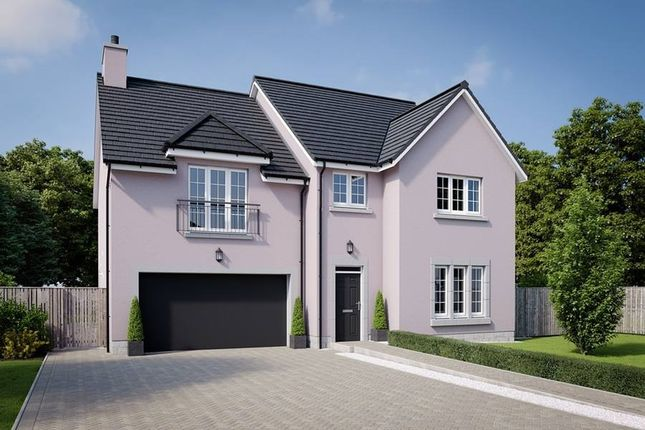 "Thumbnail Detached house for sale in ""Garvie"" at Laverock Braes Wynd, Grandhome, Bridge Of Don"