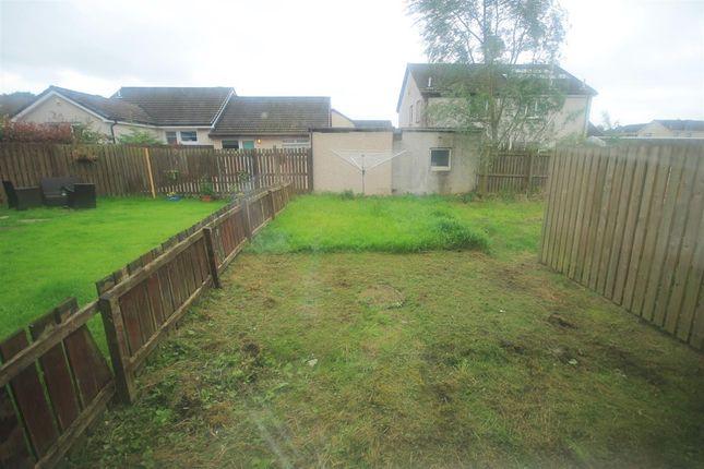Garden of Allandale Avenue, Newarthill, Motherwell ML1