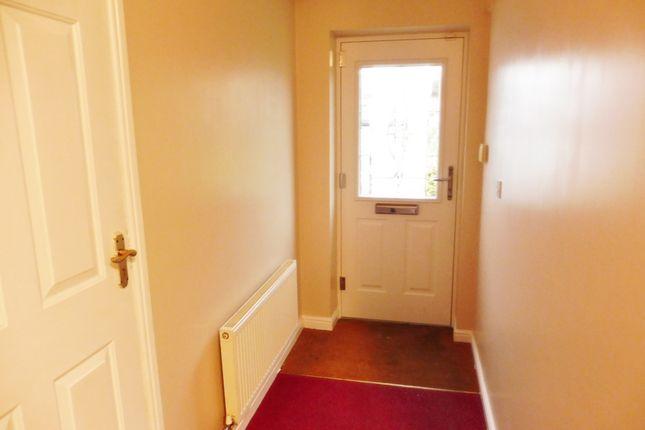 Entrance Hall of Ashleigh Vale, Barnsley S70