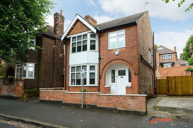 Thumbnail Detached house to rent in Harrington Drive, Nottingham