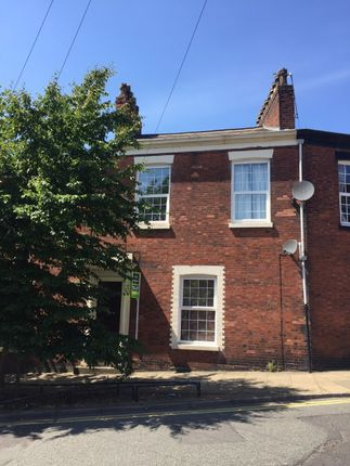 Thumbnail Terraced house to rent in Christian Road, Preston, Lancashire