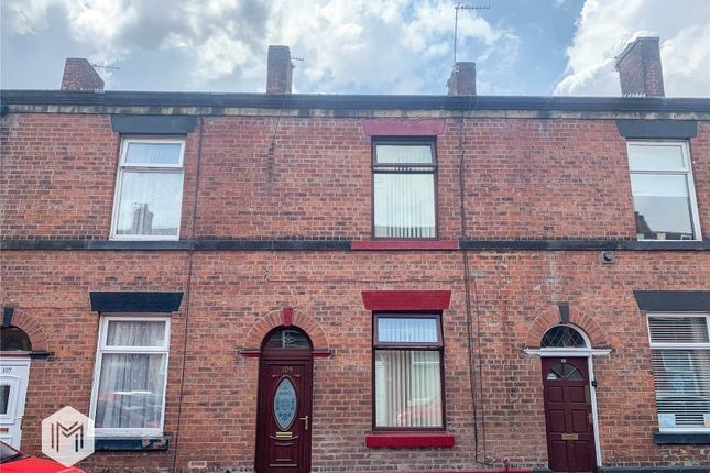 Thumbnail Terraced house to rent in Wood Street, Bury