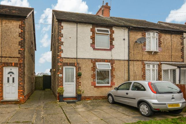 Semi-detached house for sale in Southfield Road, Winterton, Scunthorpe