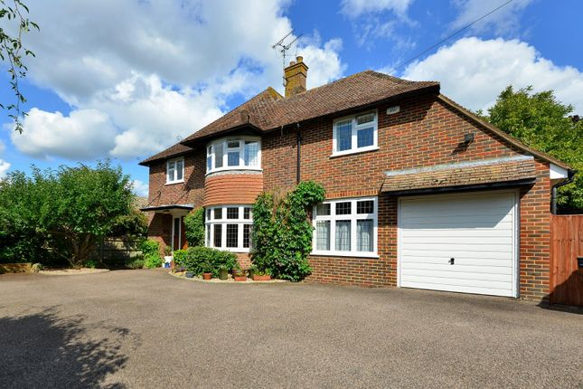 Thumbnail Detached house for sale in The Drive, Old Dover Road, Canterbury