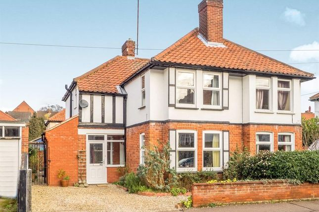 Thumbnail Semi-detached house to rent in Portersfield Road, Norwich