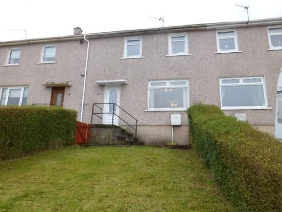 Thumbnail Terraced house for sale in Ardmore Road, Port Glasgow