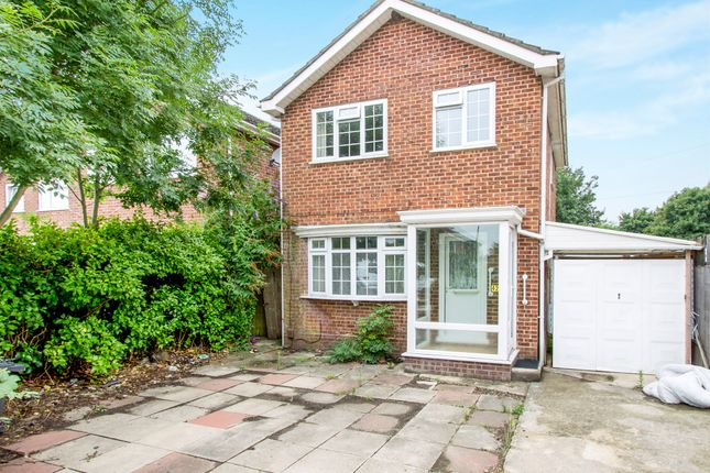 Thumbnail Detached house for sale in Vickers Close, Bournemouth