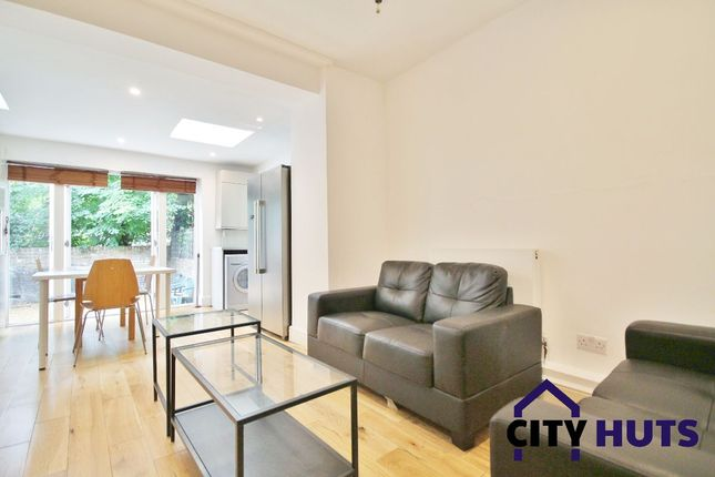 Thumbnail Terraced house to rent in Carol Street, London