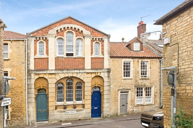 Thumbnail Flat for sale in Wine Street, Frome