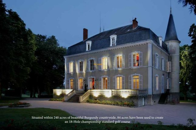 Thumbnail Country house for sale in Ceron, Bourgogne, 71110, France