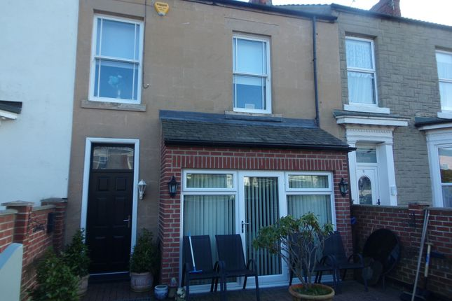 Thumbnail Terraced house for sale in Marine Terrace, Blyth