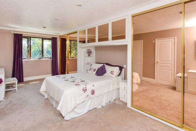 Master Bedroom of Church Road, Three Legged Cross, Wimborne, Dorset BH21