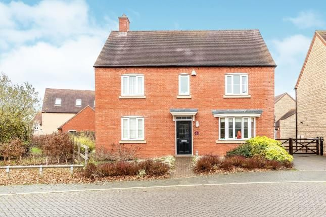 Thumbnail Detached house for sale in Cartmel, Bicester, Oxfordshire