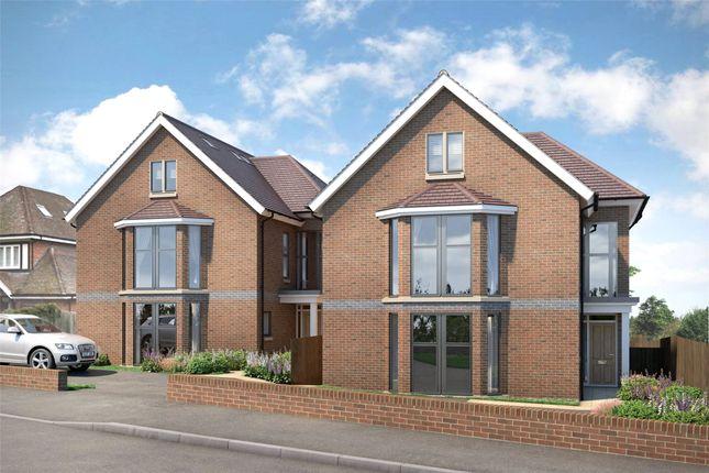 Thumbnail Detached house for sale in Blackborough Road, Reigate, Surrey
