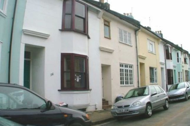 Thumbnail Terraced house to rent in Islingword Street, Brighton