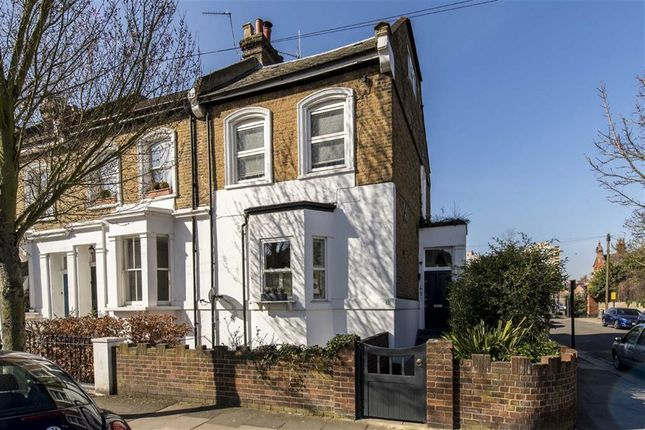 Thumbnail End terrace house to rent in Spencer Road, London