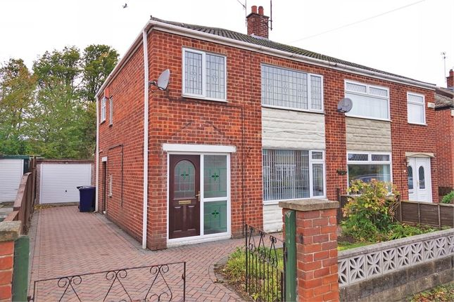 Thumbnail Semi-detached house to rent in Blantyre Road, Normanby, Middlesbrough