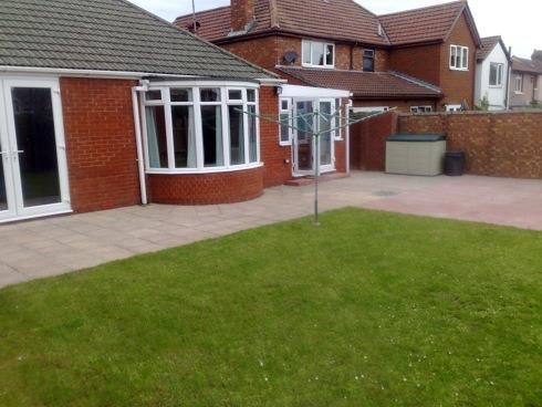 Thumbnail Bungalow to rent in Drove Road, Swindon