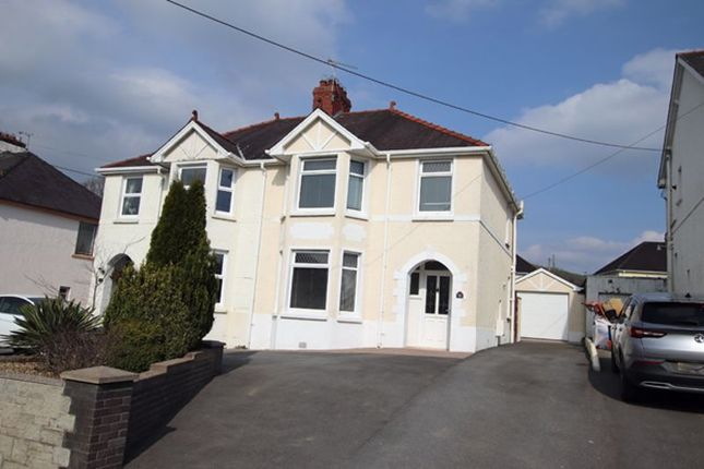 Semi-detached house to rent in Lime Grove Avenue, Carmarthen